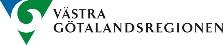 Logotype VGR