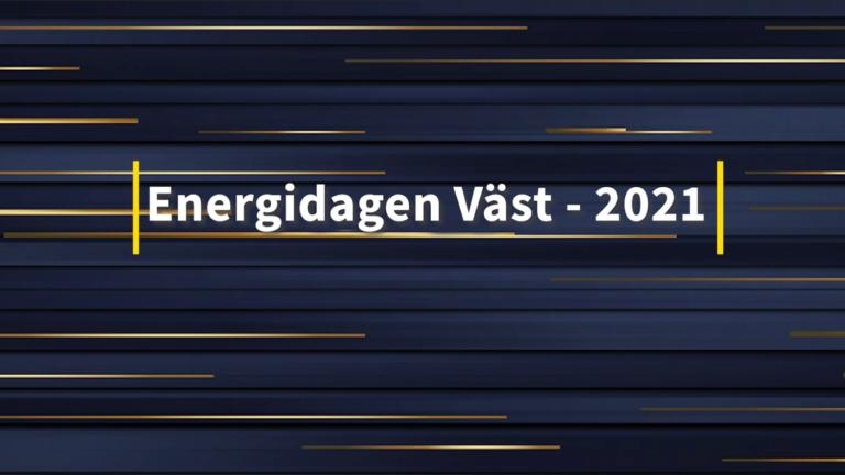Energidagen Väst 2021